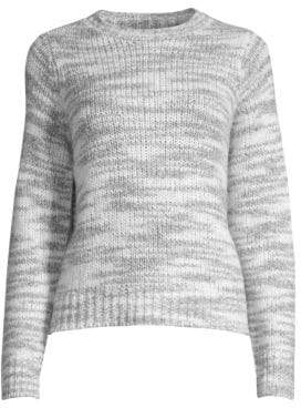 Eileen Fisher Melange Wool Sweater