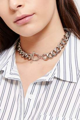 Ardene Thick Chain Necklace