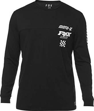 Fox Men's Traktion Long Sleeve Knit Jersey