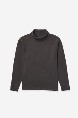 Saturdays NYC Henrik Turtle Neck Long Sleeve T-Shirt