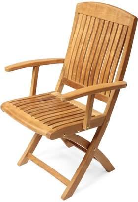 Arb Teak And Specialties Colorado Folding Armchair