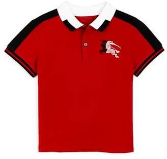 Burberry Boys' Eric Color-Block Polo Shirt - Little Kid, Big Kid