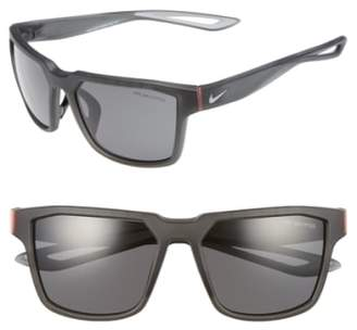 Nike Fleet 55mm Sport Sunglasses