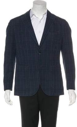 L.B.M. 1911 Plaid Sport Coat