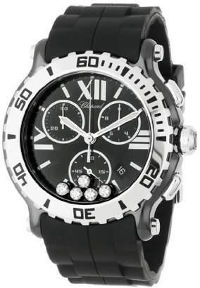 Chopard Women's 288515-9005 Happy Sport Chronograph Dial Watch