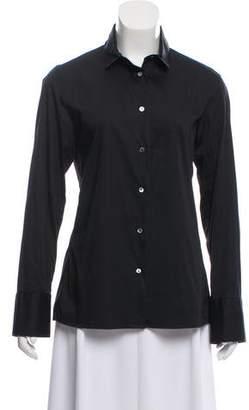Lareida Long Sleeve Button-Up Top