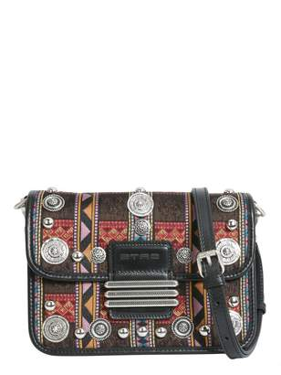 Etro Old School Rainbow Crossbody Bag