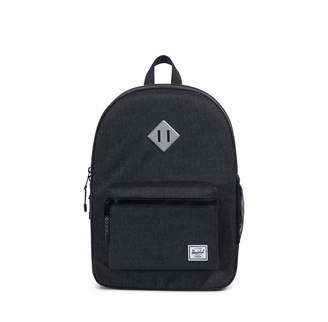 Herschel Supply Company Ltd Heritage Youth Backpack Black Extra Large 8 Plus Years