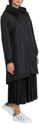 Valentino Long Nylon Vltn Coat