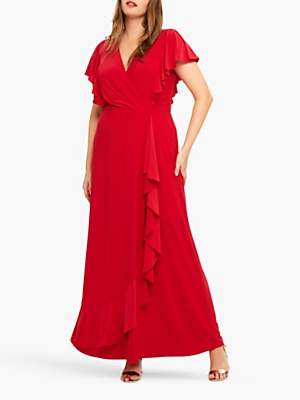 Studio 8 Camilla Maxi Dress, Red