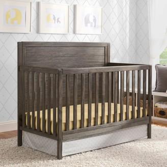 Cambridge Silversmiths Delta Children 4-in-1 Convertible Crib