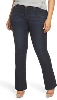Wit & Wisdom 'Itty Bitty' Bootcut Jeans