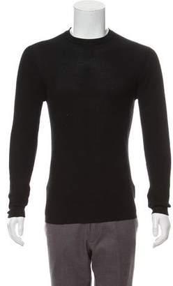 Marc Jacobs Silk Waffle Knit T-Shirt