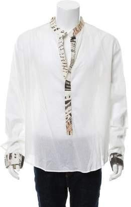 Just Cavalli Casual Woven Shirt