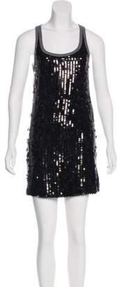 Dolce & Gabbana Sequined Mini Dress