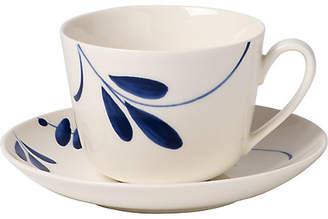 Villeroy & Boch (ビレロイ&ボッホ) - [ビレロイ&ボッホ] オールドルクセンブルク ブランディーユ コーヒー/ティーカップ&ソーサー