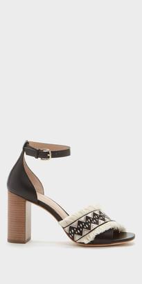 Havana | Designer Shoes | Shop Pour La Victoire $275 thestylecure.com