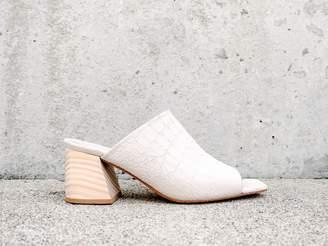 Freda Salvador PIA Mule Heel Sandal
