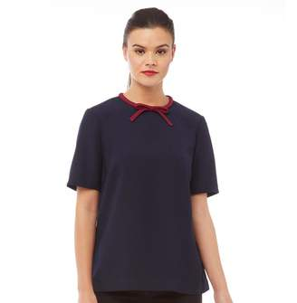 1612adfe215cad Ted Baker Shortsleeve Tops For Women - ShopStyle UK