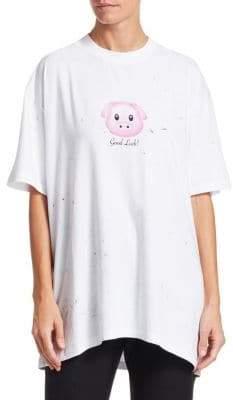 Vetements Lucky Pig T-Shirt