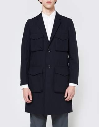Undercover Coat in Navy
