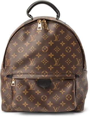 Louis Vuitton Palm Springs Monogram MM Brown