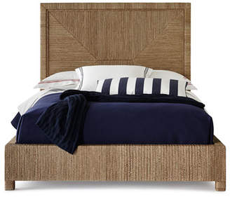 Palecek Decklin King Platform Bed
