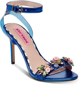 Betsey Johnson Alyna Dress Sandals Women's Shoes