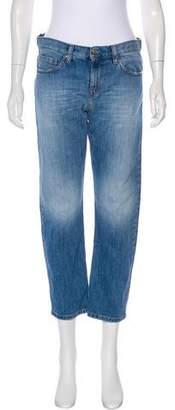 IRO Straight-Leg Mid-Rise Jeans w/ Tags