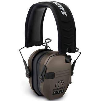 Asstd National Brand Razor Slim Electronic Muff - Dark Earth