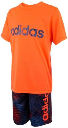 fdd55333 adidas Red Boys' Matching Sets - ShopStyle