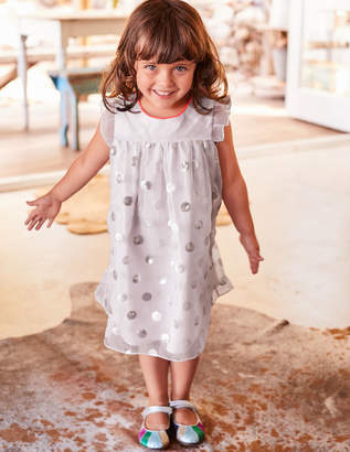 Boden Sequin Spotty Dress