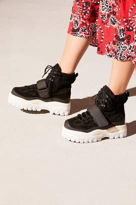 Jeffrey Campbell Sugar And Spice Hi Top Trainer