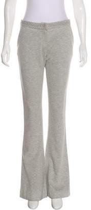 Thomas Wylde Mid-Rise Knit Pants