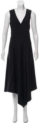 Derek Lam Asymmetrical Maxi Dress