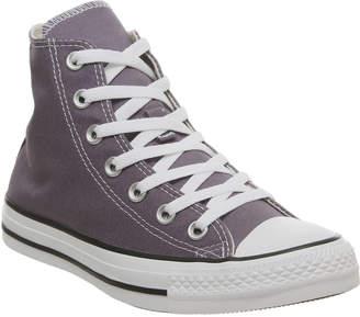 Hi Trainers Moody Purple White