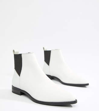 Asos Design DESIGN Atom leather chelsea boots