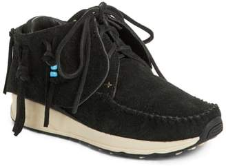 Visvim WMV FBT Suede Moccasin Sneaker