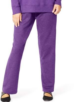 Just My Size Plus Size Fleece Lounge Pants