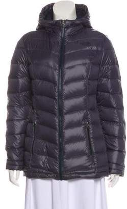 The North Face Quilted Puffer Down Coat