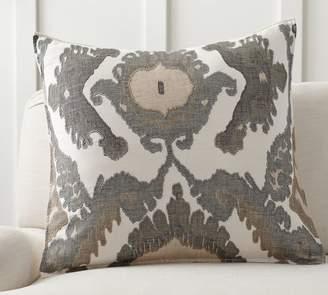 Pottery Barn Hudson Ikat Pillow Cover