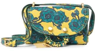 Foley + Corinna Blake Floral Crossbody Bag