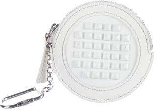 Burberry  Burberry Stud-Embellished Coin Pouch