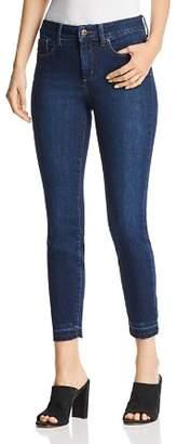 NYDJ Ami Skinny Released Hem Ankle Jeans in Cooper