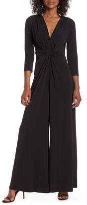 d788f37219a Eliza J Twist Wide Leg Jumpsuit