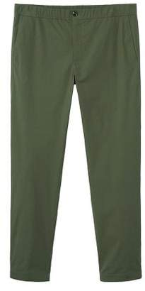 Mango Man MANGO MAN Cotton jogger-style trousers