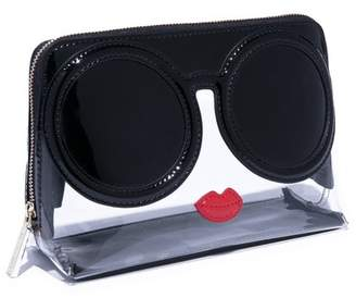 Alice + Olivia Nikki Staceface Cosmetic Case