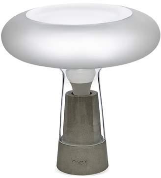 Nude Orion concrete base table lamp