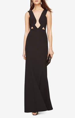BCBGMAXAZRIA Lulu Sleeveless Gown