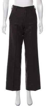 Billy Reid Mid-Rise Wide-Leg Pants